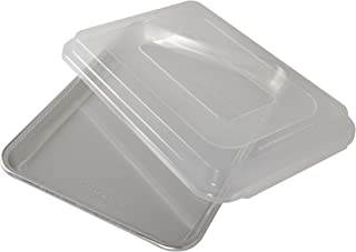 product image for Nordic Ware Natural Aluminum Commercial Baker's Quarter Sheet with Lid