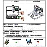 MYSWEETY Upgrade Version CNC 1610 Pro GRBL