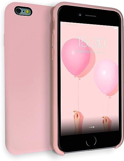 MyGadget Soft Case per Apple iPhone 6 / 6s - Custodia Ultra Morbida e Rigida – Cover Silicone Resistente - Cassa Protettiva Antiurto e AntiGraffio - ...