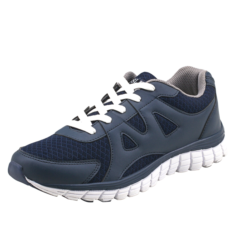 TALLA 43 EU. Shenji - Zapatillas Unisex Zapatillas de Deporte para Hombre & Mujer M7550
