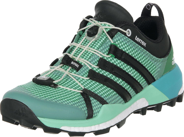 adidas Terrex Skychaser Mujer Trail – Zapatos de Senderismo – SS16, Turquesa, 45: Amazon.es: Deportes y aire libre