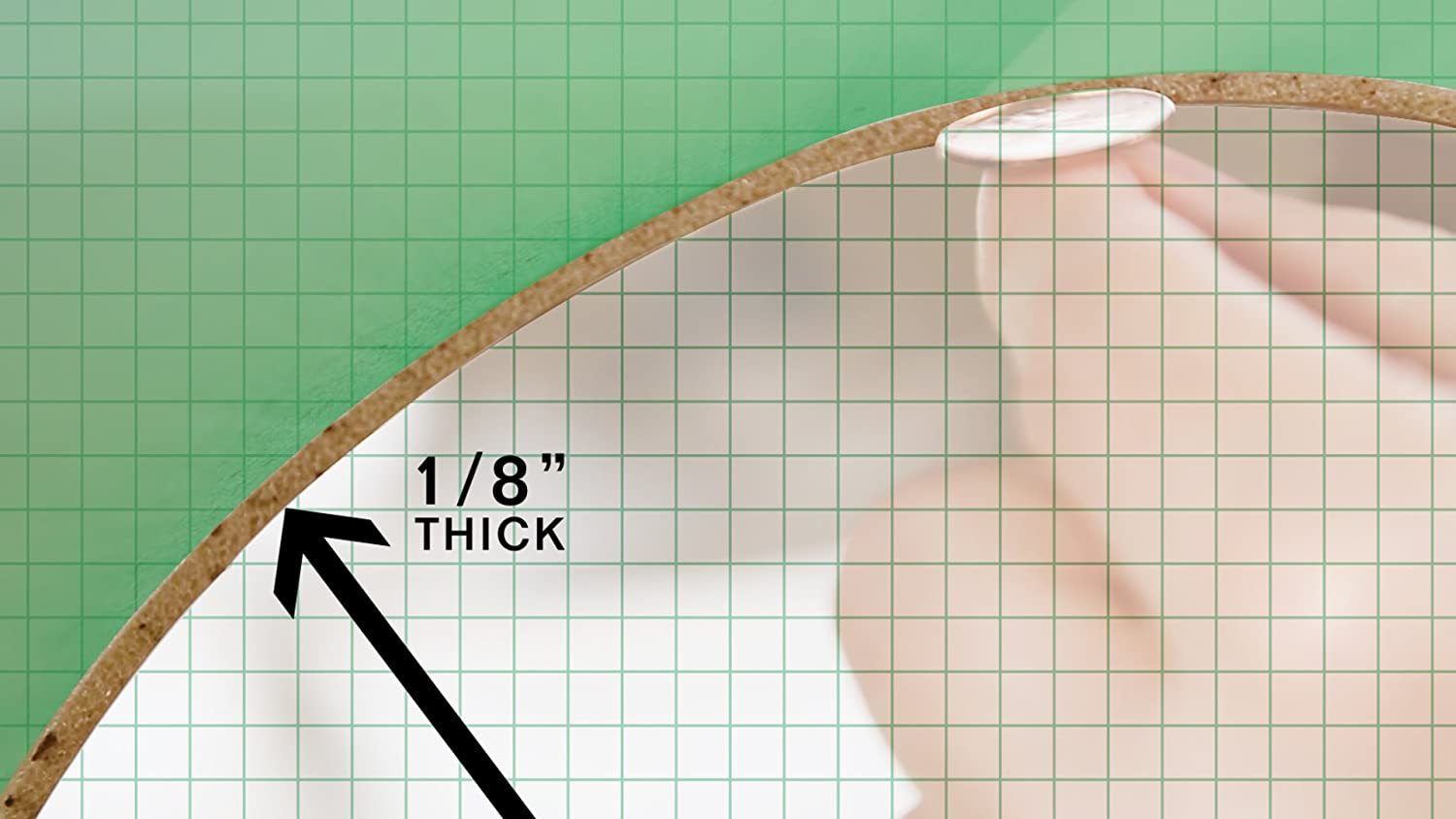 - The ONLY one with a BUILT-IN 6 mil Vapor Barrier Eco Cork Foam Underlayment 75 sq ft