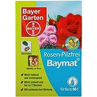 Bayer Rosen-Pilzfrei Baymat 125ml Rosenrost Sternrußtau
