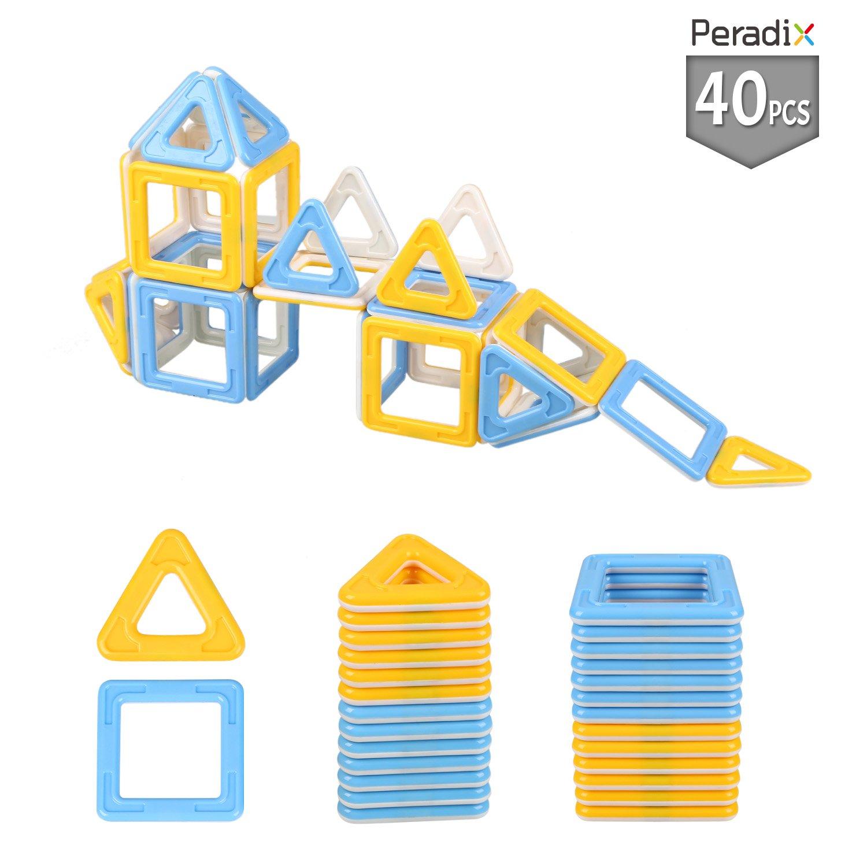 Magnet Building Tiles Kids MagnetiPeradix Building Blocks Set Educational Construction Engineering STEM Toys for Children