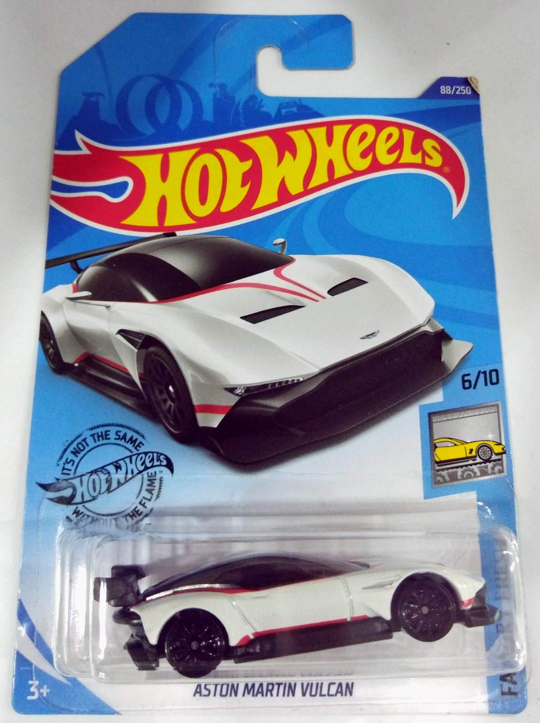 Buy Hot Wheels Aston Martin Vulcan Exclusive By Tiny Toes Online At Low Prices In India Amazon In