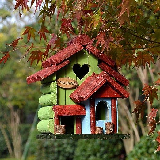 Fenggol4 The Original - Adornos de Pared para jardín, terraza, jardín, Paisaje, decoración de jardín: Amazon.es: Jardín
