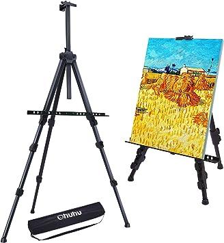 19-55/'/'Adjustable Easel Art Sketch Field Artist Painter Tripod Stand Display+Bag