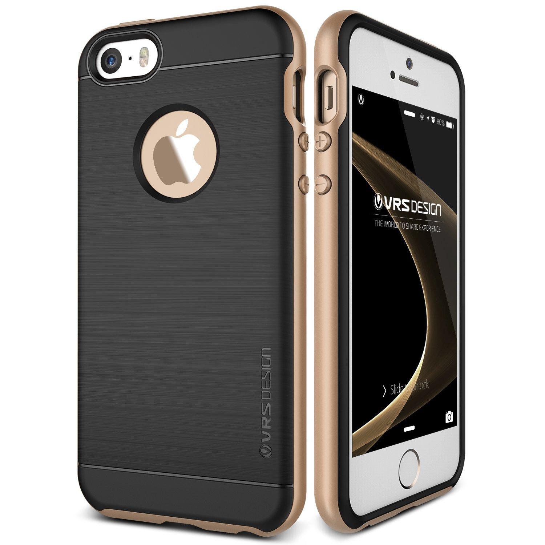 iPhone SE Hülle, VRS Design® Schutzhülle: Amazon.de: Elektronik