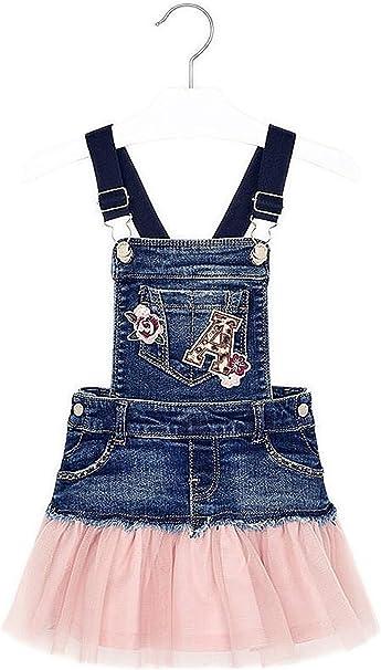 Mayoral 19-04913-022 - Falda para niña 8 años: Amazon.es: Ropa ...