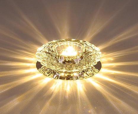 Plafoniere In Cristallo A Soffitto : Wsnd moderno led luce di soffitto per la camera da letto soggiorno