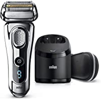 Braun 9297 Series 9 - Afeitadora Eléctrica, Máquina de Afeitar Barba en Seco y Mojado,…