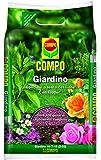 Compo 1369801005Fertilizantes Granular Jardín, Color Rosa