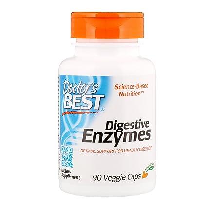 Mejor marca de enzimas digestivas