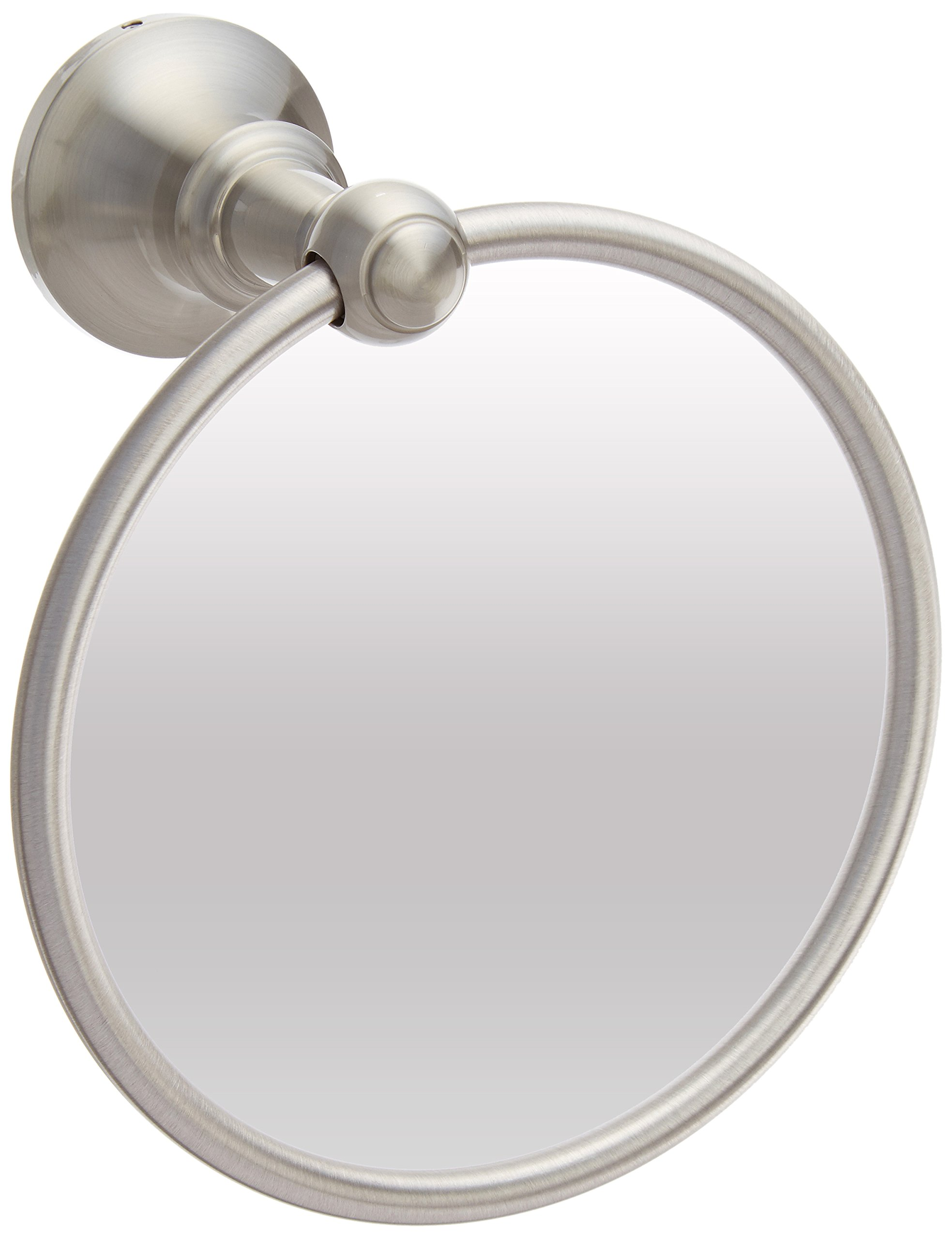 Moen DN4486BN Vale Towel Ring, Brushed Nickel by Moen