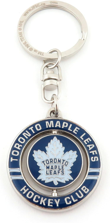 Toronto Maple Leafs Spinner Keychain