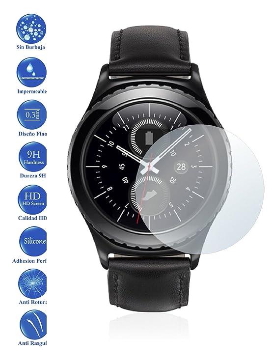 Todotumovil Protector de Pantalla Samsung Galaxy Gear S2 / 2 de ...