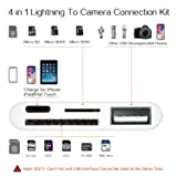 Baymic Compatible with iPhone iPad to USB Camera