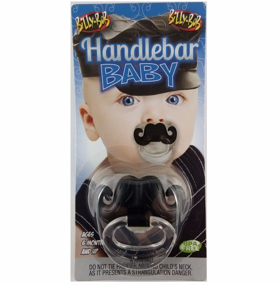 Amazon.com: Billy Bob divertido dientes chupete para bebés ...