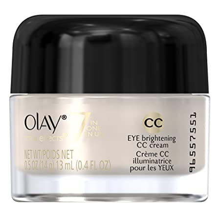 Olay Total Effects Eye Brightening Cc Cream, 0.4 Fluid Ounce