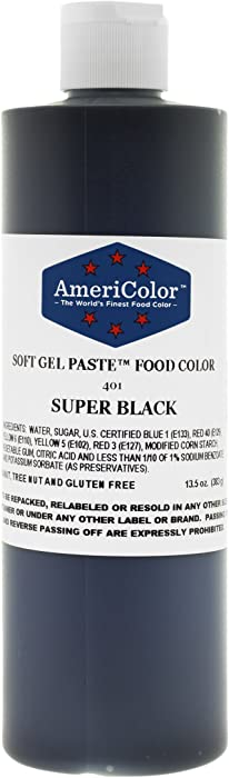 Top 10 Gel Food Coloring Hlack