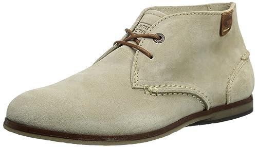 camel active Mapa 70, Women's Desert Boots, Gray - Grau (stone),