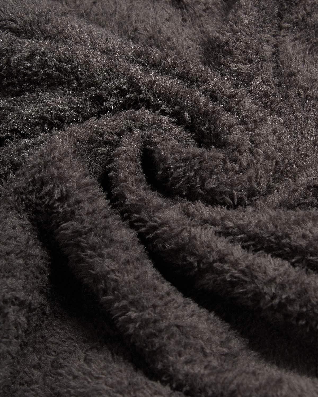 MAC HENRY Boys Coral Fleece Solid Robe
