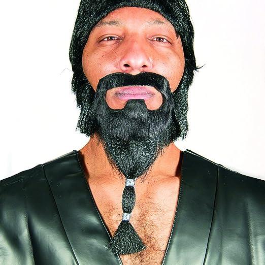 Amazon.com: MyPartyShirt Khal Drogo\'s Braided Beard: Clothing