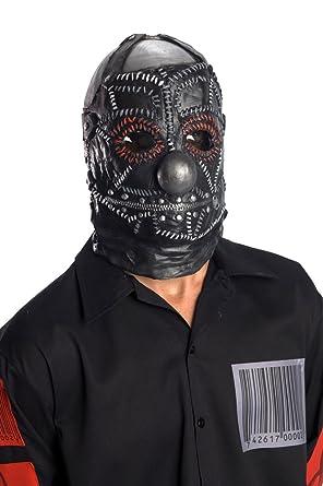 Latex Adult Slipknot Shawn Crahan Clown #6 Costume Mask
