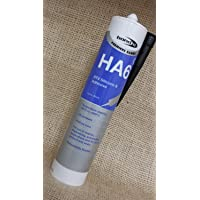 Bond-It HA6 Black Marine Adhesive Premium Silicone Sealant