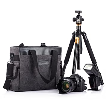 TARION portátil lienzo fotografía cámara Digital equipaje de mano ...