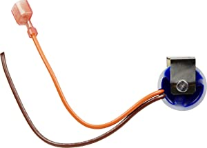 Whirlpool 10442411 Defrost Thermostat, 1.5 x 2.5 x 3.5 Inch, Black