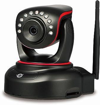 Conceptronic CIPCAM1080PTIWL IP Interior Bullet Negro - Cámara de vigilancia (IP, Interior, Bullet