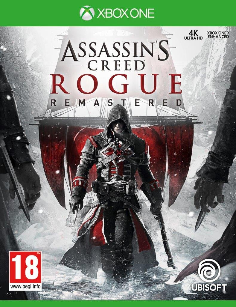 Assassin's Creed: Rogue Remastered (Xbox One) (B079Q99N3L) Amazon Price History, Amazon Price Tracker