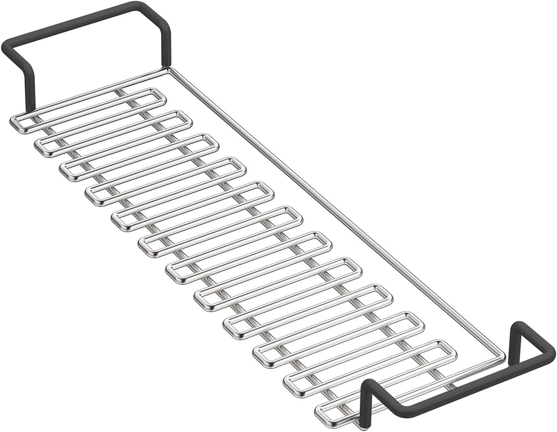 Amazon Com Kohler K 6429 St Vault Strive Utility Rack Stainless Steel 1 Pack Home Improvement