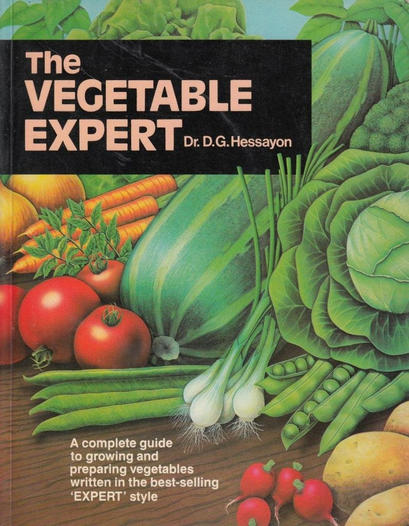 The vegetable expert dr dg hessayon