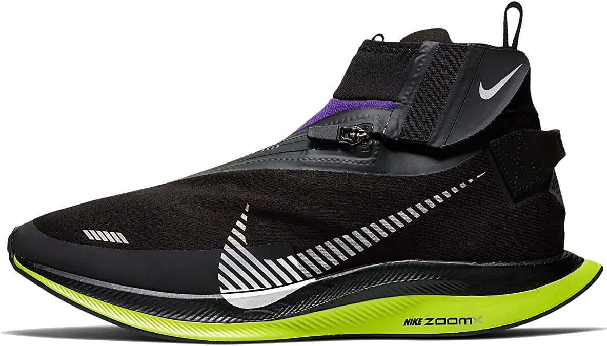 NIKE Zoom Pegasus Turbo Shield, Zapatillas de Running Hombre: Amazon.es: Zapatos y complementos
