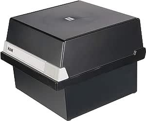 Han 965-13 - Caja para archivar fichas (capacidad para 800 fichas ...