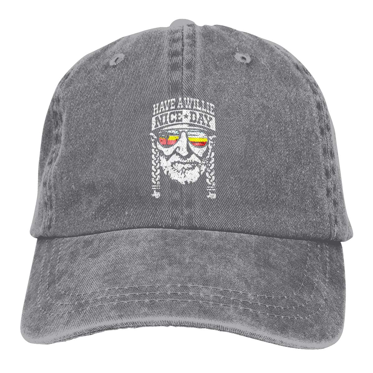 ORYISGAD Have-A-Willie-Nice-Day Sports Cap for Mens and Womens