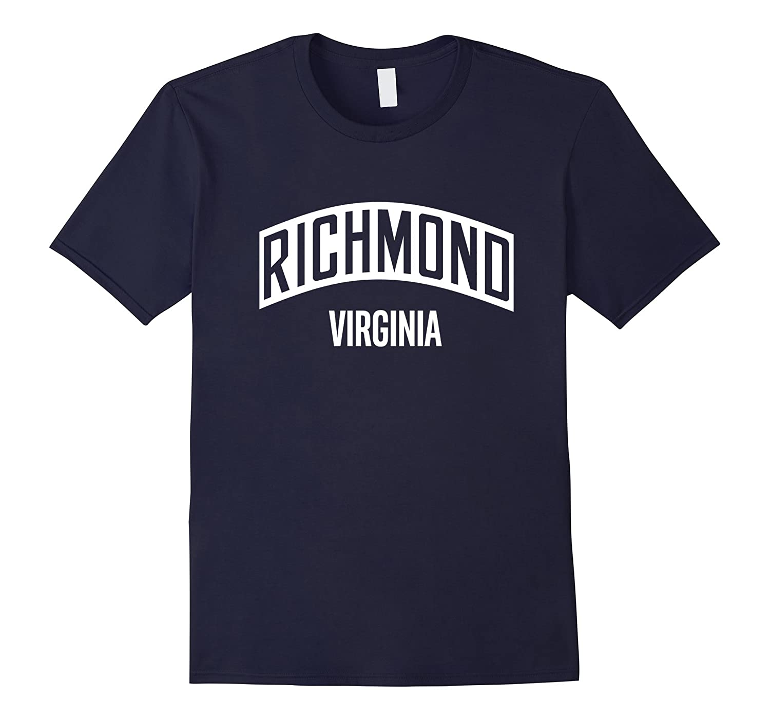 Richmond Virginia City Pride Design T-Shirt-Art