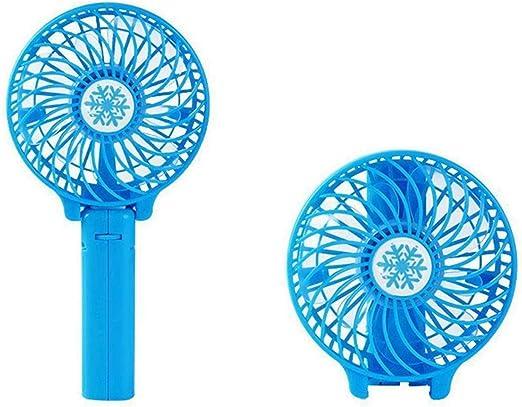 Ventilador recargable para enfriamiento port¨¢til con ventilador ...
