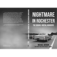 Nightmare in Rochester: The Double-Initial Murders (English Edition)