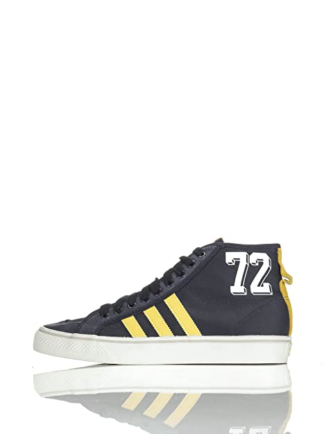 adidas Nizza Hi, Sneaker uomo multicolore Size: EU 44 2/3
