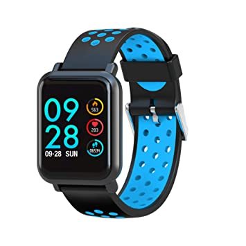 Leotec Smartwatch Helse Color Azul: Amazon.es: Electrónica