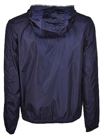 Fay Giacca Impermeabile Leggera Blu NAM12360490PFWU605 Blu