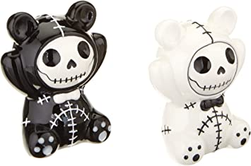 Amazon.com: pandie oso panda Furry huesos Sal N Pepper ...