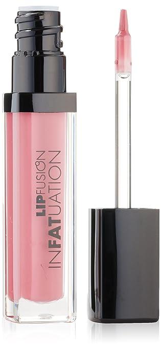 Amazon.com : FusionBeauty InFATuation Liquid Plumping Lipstick ...