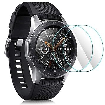 IVSO Templado Protector para Samsung Galaxy Watch 46 mm SM ...
