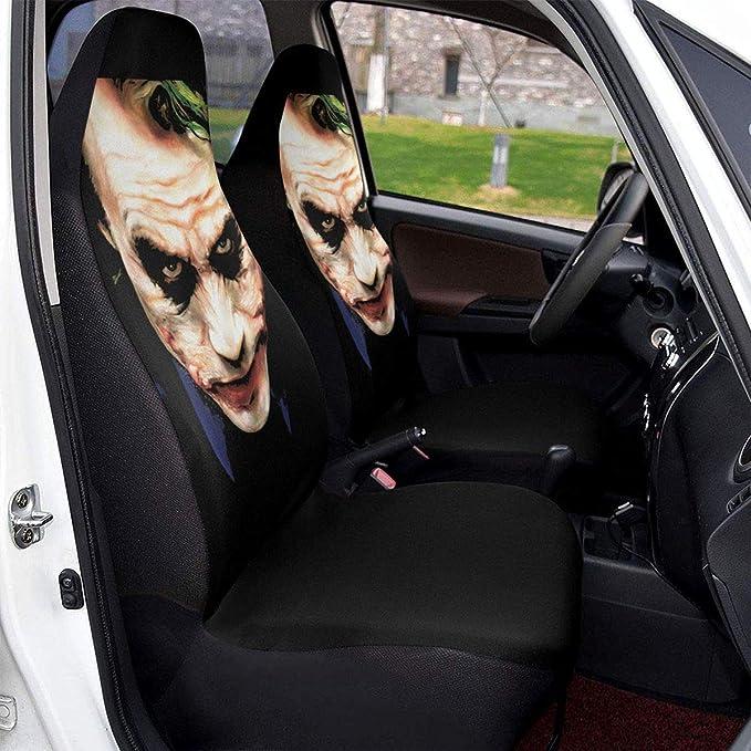 The Joker Autositzbezug Protektor Wasserdichtes Autositzzubehör Für Pkw Lkws Suv 1pcs Auto