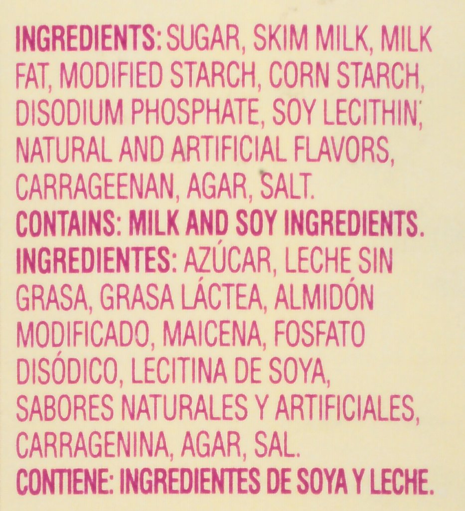 Amazon.com : La Lechera 50% Less Sugar Sweetened Condensed Dairy Product, 14.1 oz : Grocery & Gourmet Food
