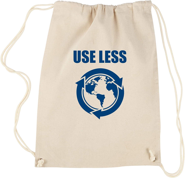 Baby Polar Bear Drawstring Backpack Rucksack Shoulder Bags Training Gym Sack For Man And Women